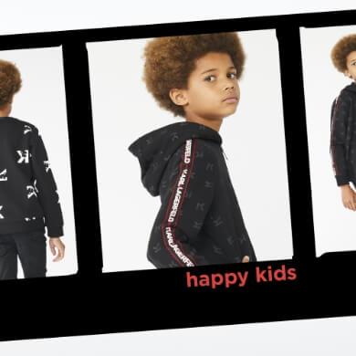 happy kids garcon