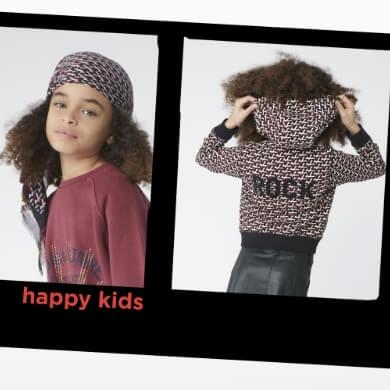 happy kids fille