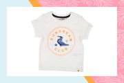 Polos and t-shirts for babies